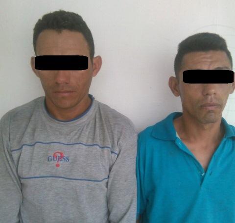 PEG captura a dos atracadores y un solicitado en Vdlp