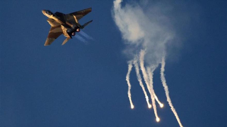Israel realiza un ataque a Siria