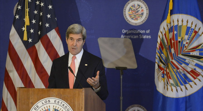 EE UU rechaza declaraciones de Venezuela en la OEA
