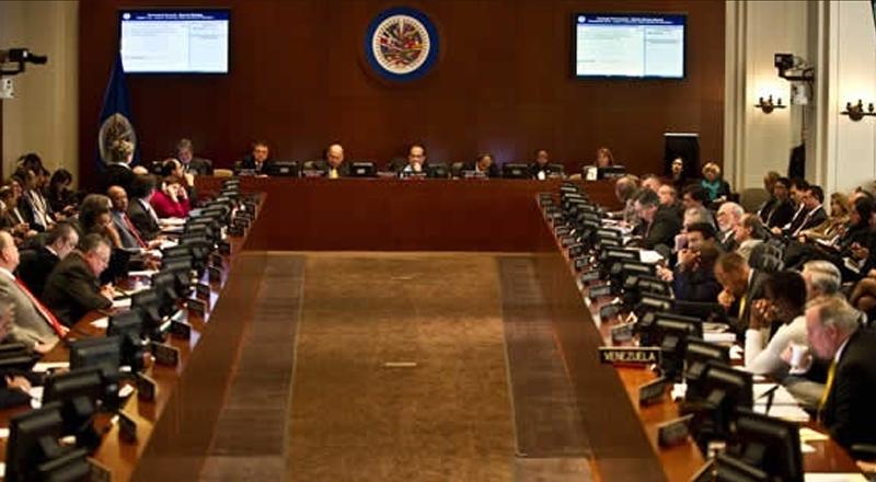 Países en la OEA preocupados por situación en Venezuela