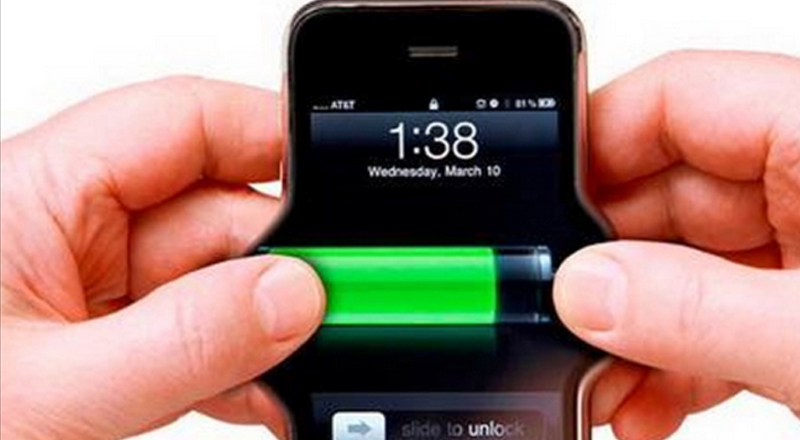 Los telefonos se podran cargar con el aire
