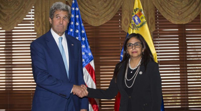 Venezuela no puede ser suspendida de la OEA según EE.UU
