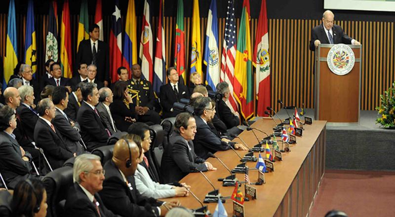 La mayoría de países en la OEA preocupados por Venezuela