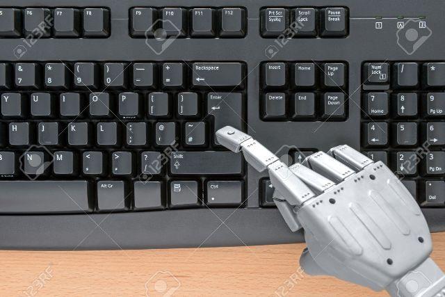 Científicos piensan que la redacción de noticias estará en manos de robots