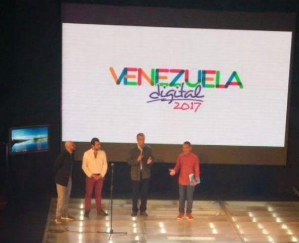 """Culmina hoy el evento """"Venezuela Digital 2017"""