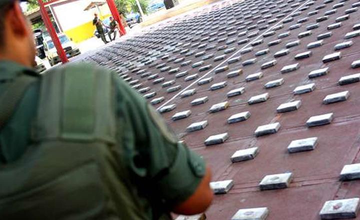 Venezuela y Bolivia fracasan en la lucha antidroga