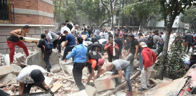 Nuevo terremoto de 7,1 grados en México
