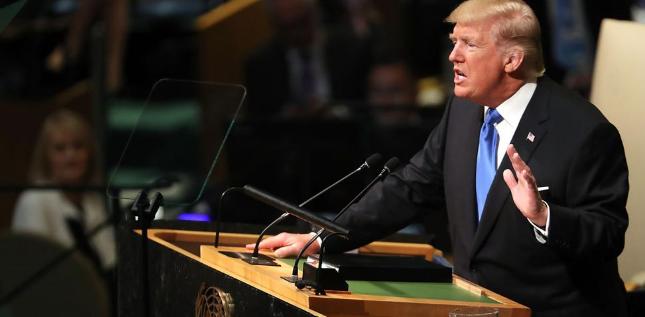 """Trump llama """"hombre cohete"""" a Kim Jong Un"""