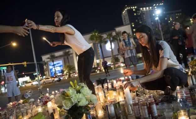 Es posible que el  asesino de Las Vegas tuviese ayuda y pensara escapar