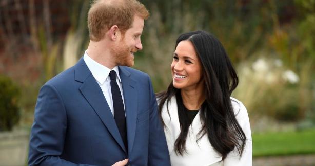 El príncipe Harry y Meghan Markle anuncian su compromiso de boda