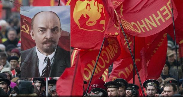 Putin al margen del centenario de la Revolución Rusa