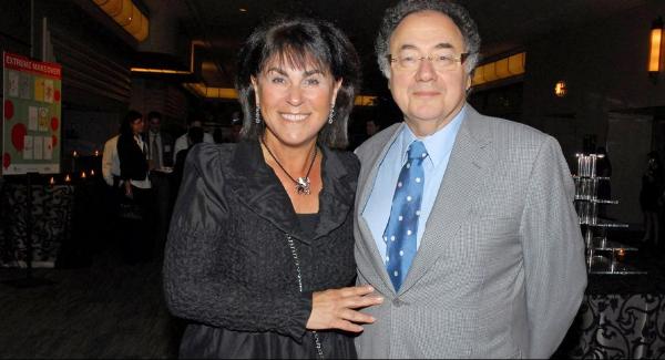 Barry Sherman y su esposa murieron estrangulados