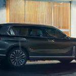 El BMW X7 superará los cinco metros de longitud