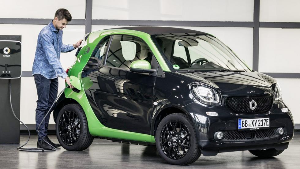 El 2018 trae el lanzamiento de los primeros vehículos eléctricos