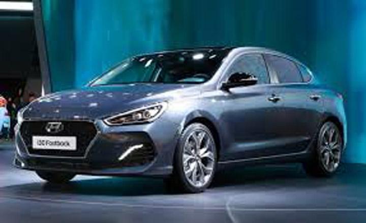 Para los amantes de la Hyundai, ahora llegó el Hyundai i30 Fastback