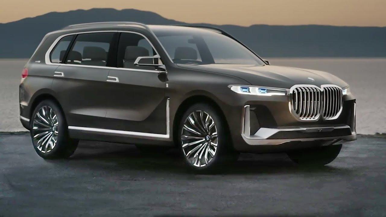 Será para el venidero mes de octubre que se comience a producir el nuevo BMW X7