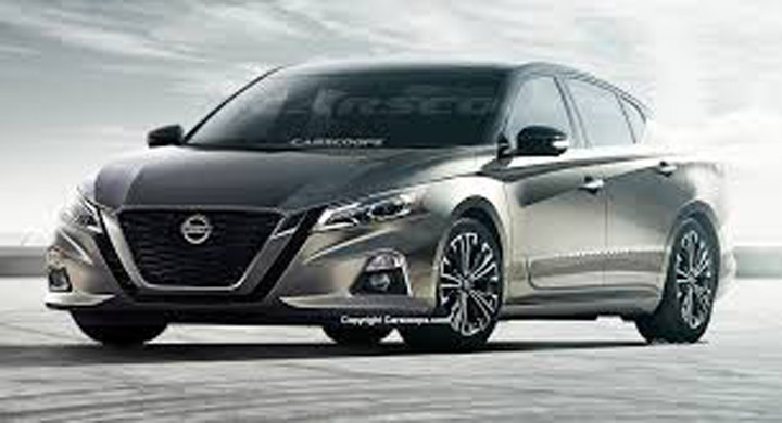 Puro lujo es el interior del nuevo Nissan Altima 2019