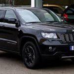 Para mayo está previsto la exhibición del Jeep Grand Cherokee S