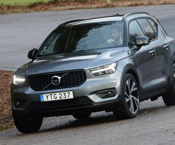 Conoce y disfruta de las potencialidades del Volvo XC40