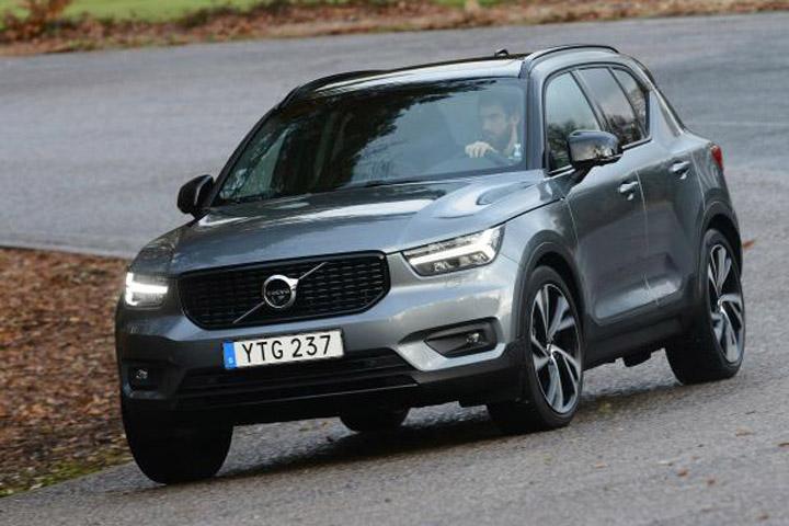 El nuevo Volvo XC40 trae un motor con tres cilindros