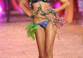 Se casó la modelo Shanina Shaik